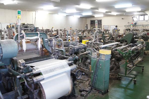 平山繊維織機