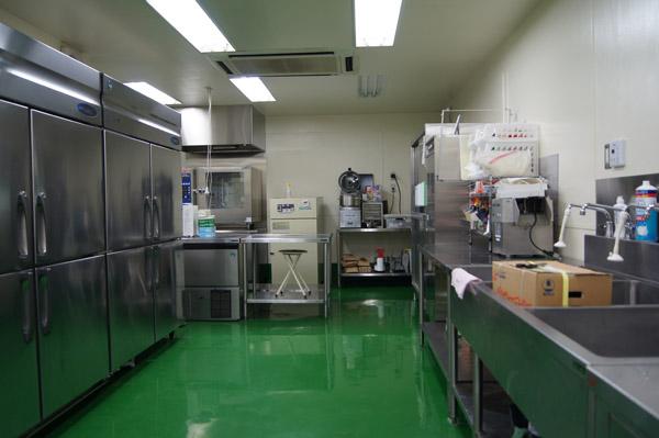 髙谷琥珀堂_キッチン